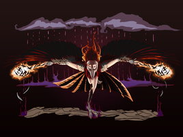 The Morrigan by spiralstatic13