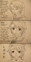 I got something to say to YOU by girloveslink