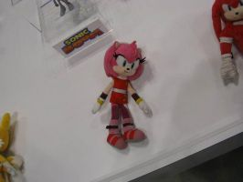 Sonic Boom toys Pic #3 Amy Rose plush by sonicgx13
