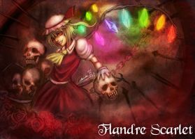 Flandre + Video Tutorial by zamboze