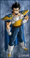 -DB The Final War- Hasai by DBZwarrior