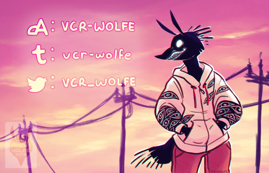! CONTACT INFO ! by VCR-WOLFE