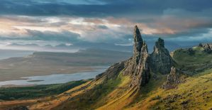 Old Man of Storr by AlexGutkin