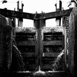 Canal Lock by Teakster