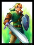 Commission - Link Again by gndagnor