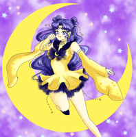 Sailor Luna by la-soldier
