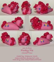 MLP Figurine: Pinkie Pie - 02 by EleanoraHoshi