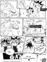 Yugi, YOU BROKE IT by gabugurl
