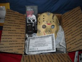 My Jason Mask number 8 part 1 by aohoshi2008