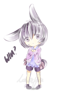 Wha? by Leafei