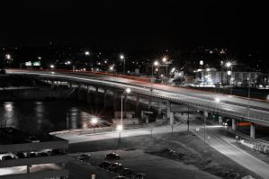 Cedar Rapids: Highway Lines by Salemburn