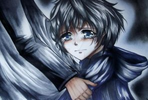 Moria OC by Sophie--Chan