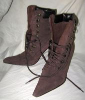 steampunk boots 2 by Meltys-stock