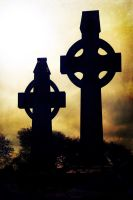 St Mullens crosses by Demonoftheheavens