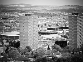 Dundee Law, Scotland by slcrawford