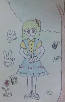 Contest OC: Lilly by Lovelytaa