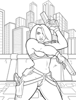 Nia 2008 for Contest by Dualmask
