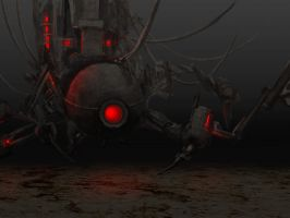 Evil Machinery by Filtered-Suliva