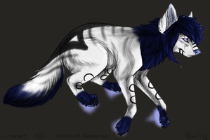 Scene Wolf Adoptable 3 - Closed by shineyadopts
