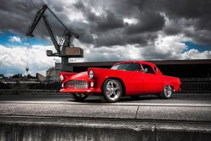 1955 Thunderbird by AmericanMuscle