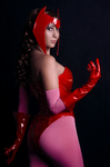 Scarlet Witch V by AngelLiriel