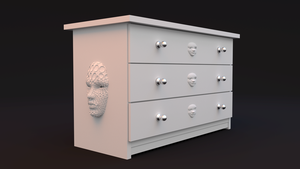 Dresser 322 by AnthonyRalano