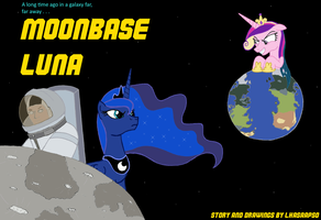 Moonbase Luna (Cover) by LhasaApso