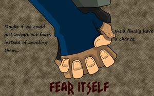 Fear Itself Cover 3 by divsalley