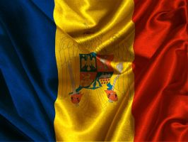 Romanian Flag by korn3l