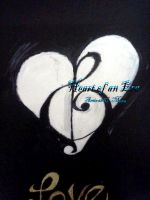 The Heart of Music by Luryi-chan