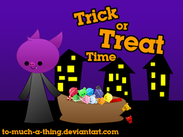 trick or tread time by to-much-a-thing