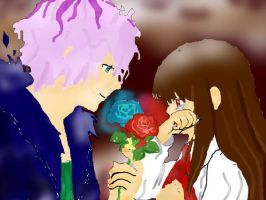 Ib and Garry by Carito30Cute