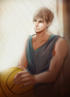 KuroBasu: Slowly But Surely by Hei-Chan