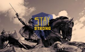 Stay Strong by ciR-e