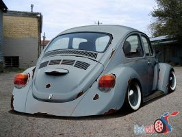 Volkswagen Beetle by The-king-of-chaos