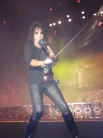 Alice Cooper- the Netherlands by Ninails