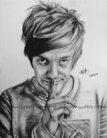 Chris Ramsey #2 by ItsCloctorArt