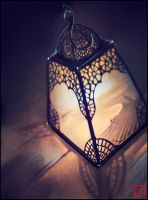 Arabian lamp by GaudiBuendia