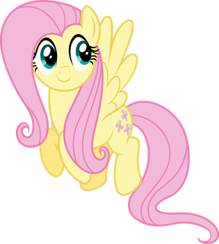 Fluttershy - Catch her attention by Vulthuryol00