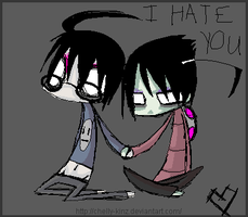 i hate you by chelly-kinz