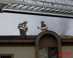 6-13-09 Cutting the Roof 5 by jgrockphotos