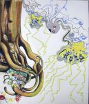 Earth Goddess and The Eye by Eithne