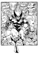 wolverine the best there is by gammaknight