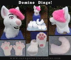 Domino Dingo by JakeJynx