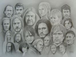 Game of Thrones. by RichWalker