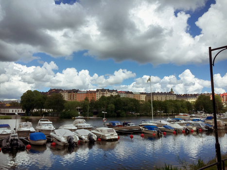 Kungsholmen, Stockholm by Dreamart