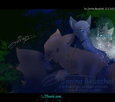The fourth Apprentice -The Family I cant have by JB-Pawstep