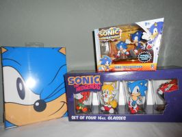 More Sonic Sales Muwahahaha by SEGAMew