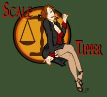 Scale Tipper by Poeso