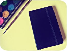 . New Moleskine . by JoLiTa